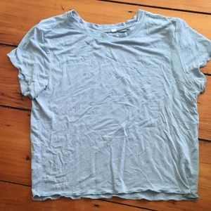 Pacsun light blue t-shirt